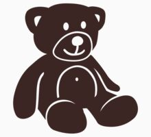 Brown teddy bear Kids Clothes