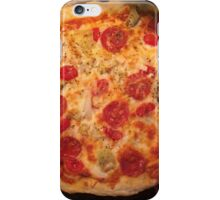 Pepperoni Pizza Photo iPhone Case/Skin