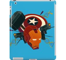 marvel avengers iPad Case/Skin