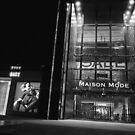 Downtown Night 3 by maka1967