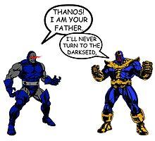 Join the Darkseid Thanos! by papistwhovian