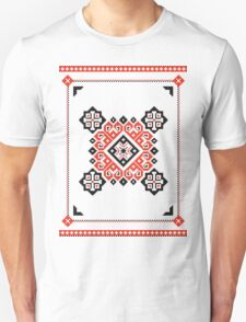 Traditional Folk Pattern T-Shirt