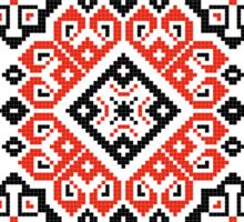 Traditional Folk Pattern Sticker