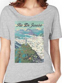 Rio de Janeiro Women's Relaxed Fit T-Shirt