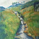 Gordale Beck by Susan Duffey