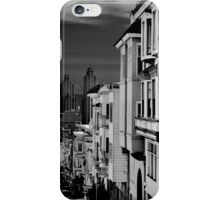 LADIES LOOKING DOWN ON YOUNG STUDS iPhone Case/Skin
