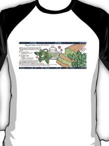 Mugwort Cake and Wild Mint Tea T-Shirt