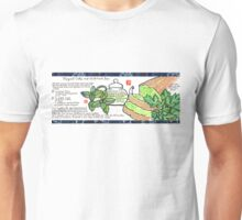 Mugwort Cake and Wild Mint Tea Unisex T-Shirt