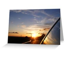 A Been By..... Greeting Card