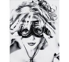 Goggles REDUX Photographic Print