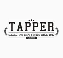 Tapper - Retro Black Clean by garudoh