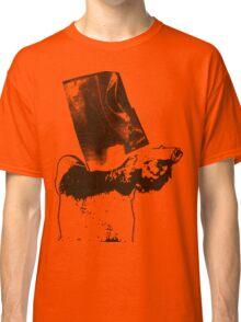 monkey scream monkey shoot Classic T-Shirt