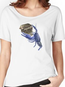 Literary Claws Women's Relaxed Fit T-Shirt