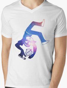 Vincent (Purple Guy) Space Mens V-Neck T-Shirt