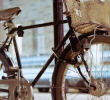 City Bicycle Sticker