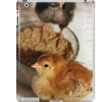 We're growing every time you look away! iPad Case/Skin