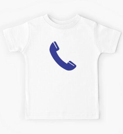Telephone receiver Kids Tee