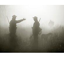 Hunter life Photographic Print