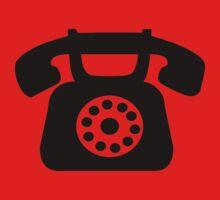 Telephone symbol Kids Tee