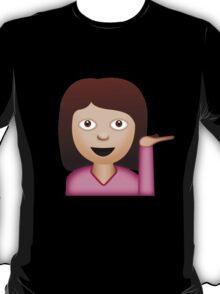 Sassy Emoji T-Shirt