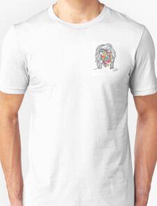 Flower Harry  T-Shirt