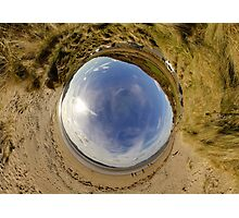 Lisfannon Beach, Fahan, County Donegal - Sky In Photographic Print