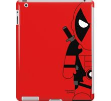 Mini-Heros - Deadpool iPad Case/Skin