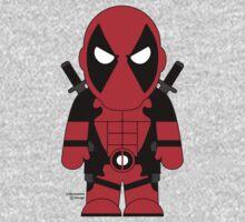 Mini-Heros - Deadpool Kids Clothes