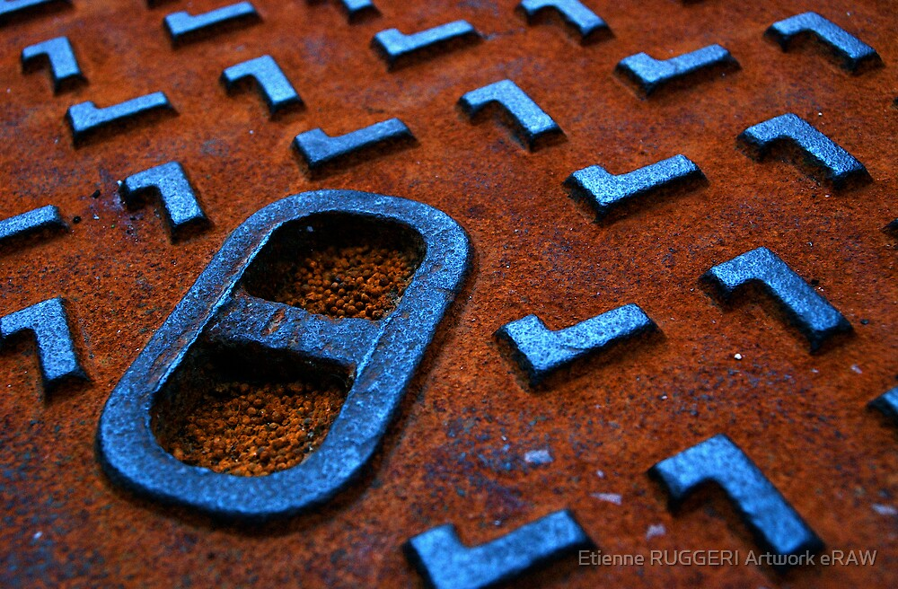 Rusty sewer by Etienne RUGGERI Artwork