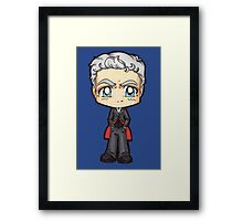 Chibi Twelve Framed Print