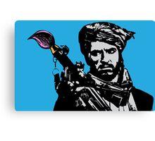 Art is Terrorism Canvas Print