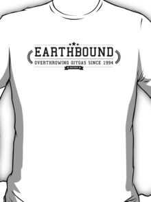 Earthbound - Retro Black Clean T-Shirt
