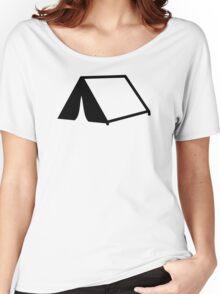 Tent logo Women's Relaxed Fit T-Shirt