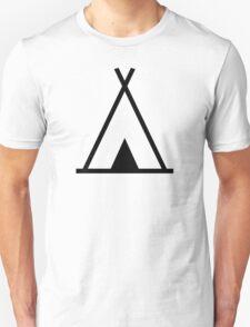 Teepee tent Unisex T-Shirt