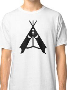Teepee tent Classic T-Shirt