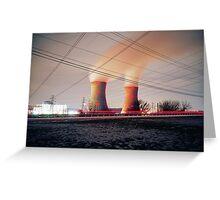 Nuclear Greeting Card