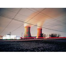 Nuclear Photographic Print