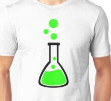 Test tube bubbles Unisex T-Shirt