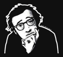 Woody Allen by Okse