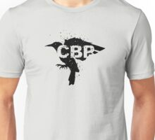 Crippled Black Phoenix Logo (Black) Unisex T-Shirt