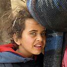 Beduin child  by MichaelBr