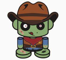 Zombie Cowboy O'bot 1.0 T-Shirt
