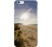 Lisfannon Beach, Fahan, County Donegal, Equirectangular  iPhone Case/Skin