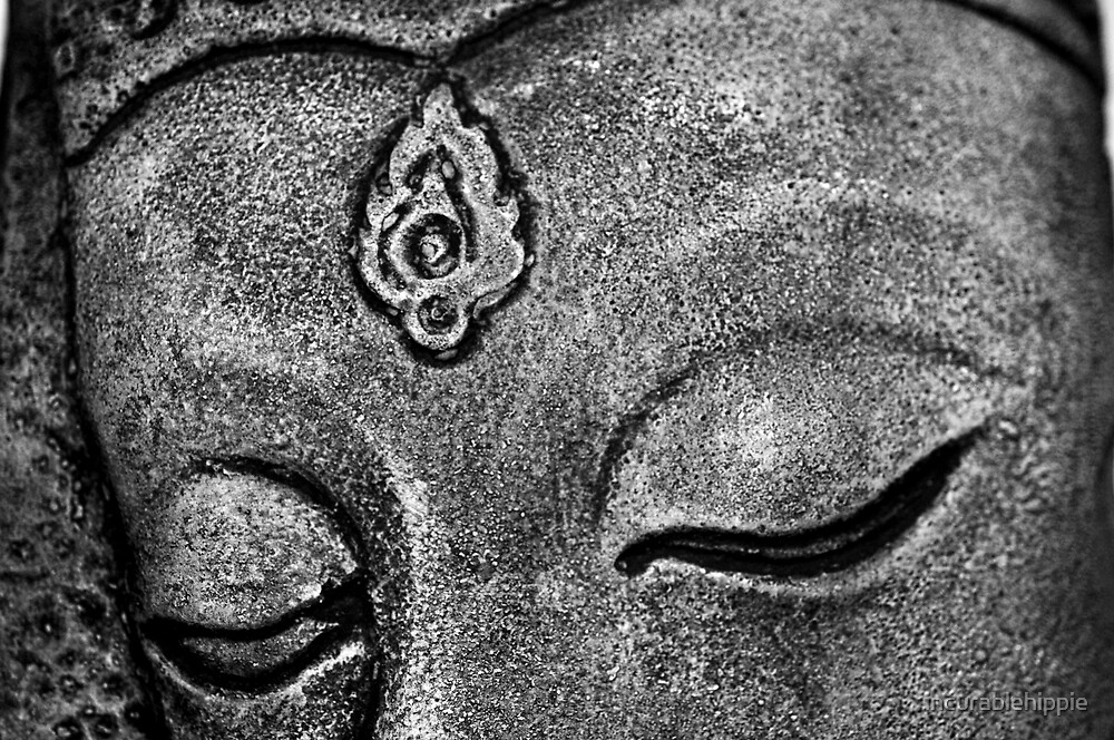 The Eyes of Buddha by incurablehippie