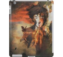 A Metallic taste in the back of the Throat iPad Case/Skin
