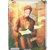A Strange, Dear man - [Doctor Who] iPad Case/Skin