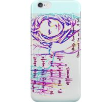 The thing about changing the world iPhone Case/Skin
