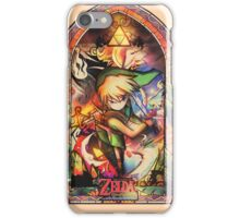 Winds of Flame and Sea - [Wind Waker] iPhone Case/Skin