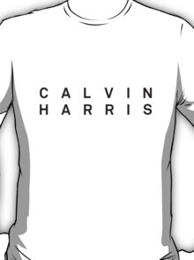 Calvin Harris T-Shirt