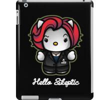 Hello Skeptic iPad Case/Skin